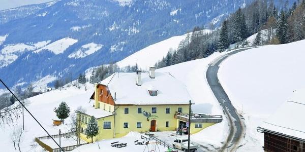 Gasthof Moosbacher, 1.555 m