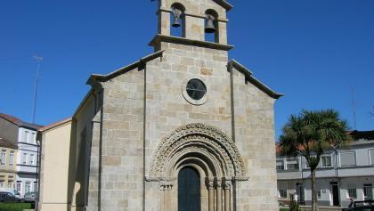 Die Capilla de San Roque ist ein beliebtes Pilgerziel in unmittelbarer Nähe zum Jakobsweg.