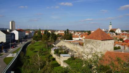 Stadtgraben Bruck an der Leitha