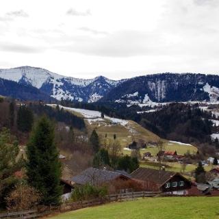 Hochgrat bei Oberstaufen