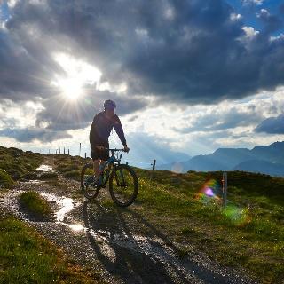 Single Trail Ochsenalp - Schaidegg