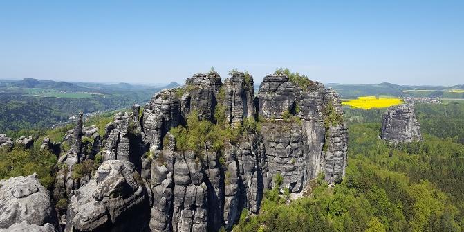 S Chsische Schweiz Schrammsteinaussicht