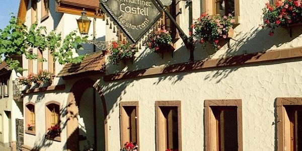 Restaurant Castell aussen