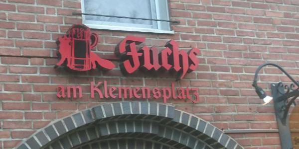 Lokal Fuchs am Klemensplatz