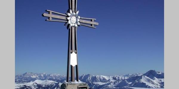 Gipfelkreuz Frauenkogel