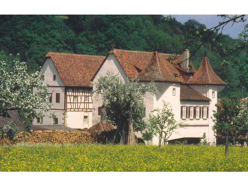 Schloss Tullau  - @ Autor: Beate Philipp  - © Quelle: Gemeinde Rosengarten