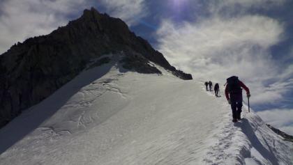 Cima Presanella peak