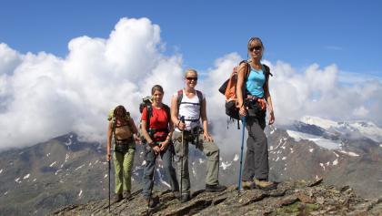 Cima Sternai peak