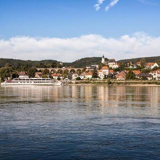 Ortsansicht von Emmersdorf