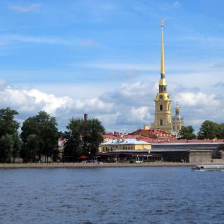 Sankt Petersburg: Peter-und-Paul