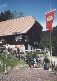 Zum Naturfreundehaus Lassgrund