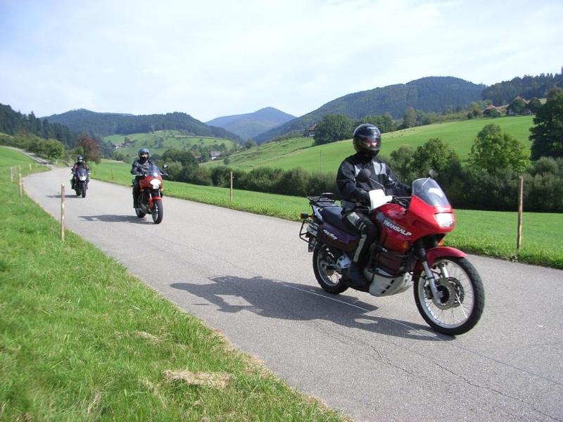 """Die """"Langstrecke"""" Schaffhausen - Bodensee"""