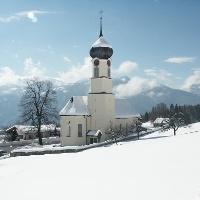 Thüringerberg im Winter