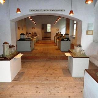 Miniatur-Ausstellung der Burgen