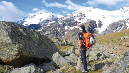 Trekking im Nationalpark Stilfserjoch