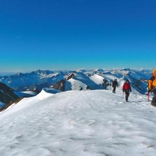 The Ortles-Cevedale Glaciers