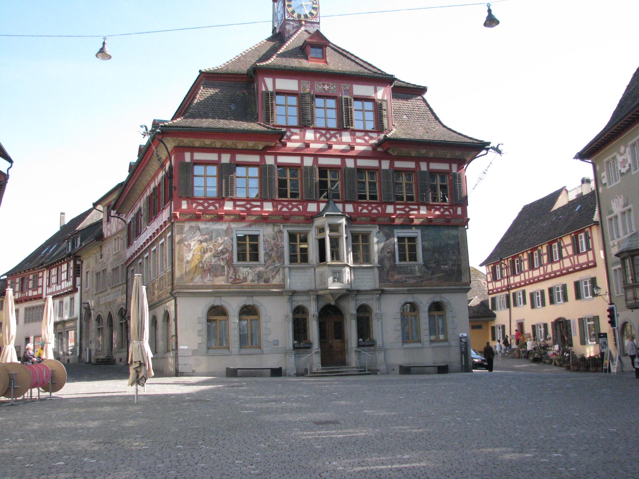 Rathaus von Stein am Rhein