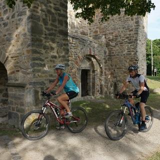 Ruine Stiftskirche St. Marien