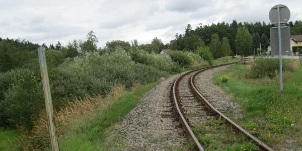 Waldviertler Schmalspurbahn Gmünd-Litschau