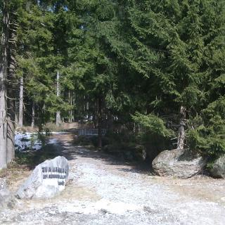 Mahnmal Boehmerwälder