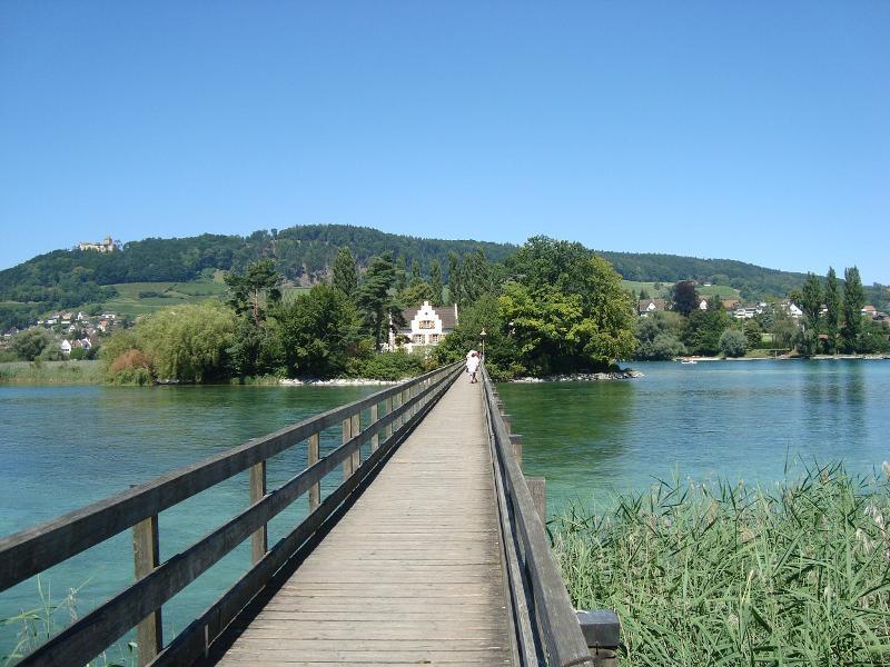 Westlicher Untersee - Steckborn - Stein am Rhein