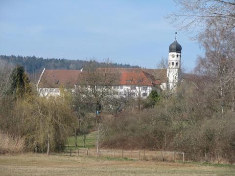 Klostergebäude Öhningen