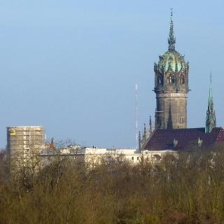 Schloßkirche Lutherstadt Wittenberg