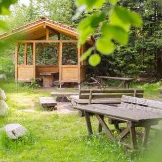 Grillplatz am Badweiher