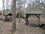 Foto Finnhütte Waldspielplatz Albertpark