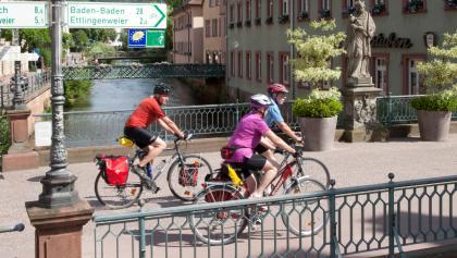 Rathausbrücke Ettlingen