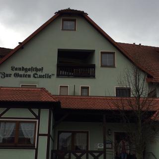 Start : Gasthaus zur Guten Quelle