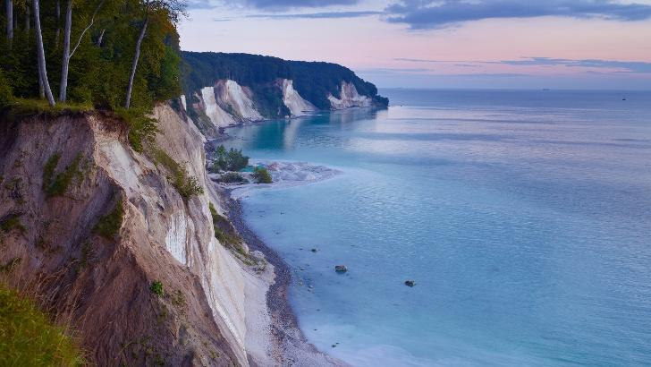 Rügens unvergessliche Kreideküste