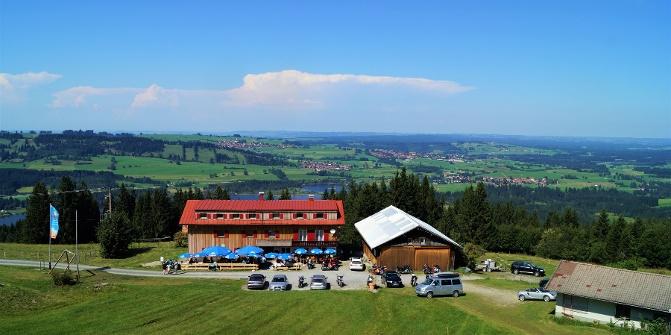 Buronhutte Berggasthof Outdooractive Com