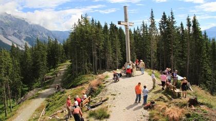 Rittisberg Gipfelkreuz