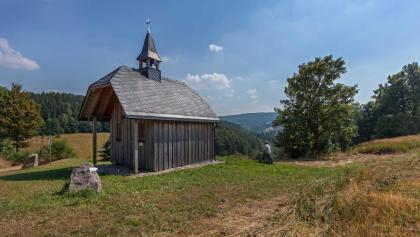 Kapelle am Glockenwanderweg