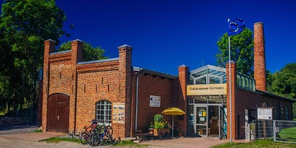 Das Kreidemuseum Rügen in Gummanz