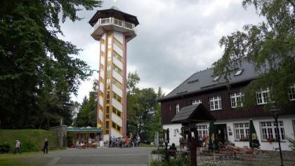 Auf dem Scheibenberg