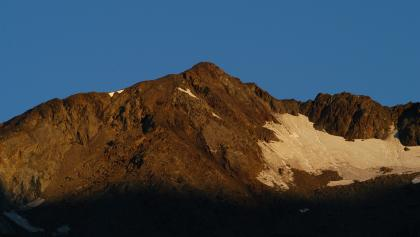 Cima Rossa di Saènt peak