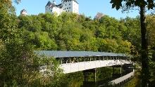 Biketour am Thüringer Meer zwischen Ziegenrück und Schloss Burgk