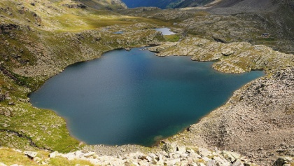 Laghi Corvo lakes