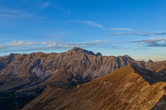 Etappe 1: Landquart–Schesaplanahütte, 72 Prättigauer Höhenweg