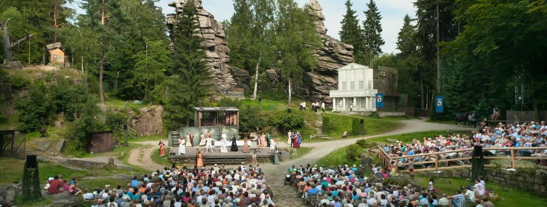 Naturtheater Greifensteine