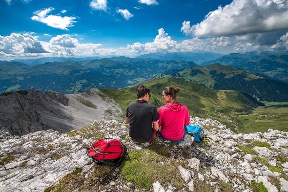 Etappe 4: St. Antönien–Klosters, 72 Prättigauer Höhenweg