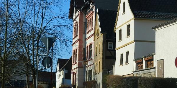 Haus des Gastes in Bad Köstritz