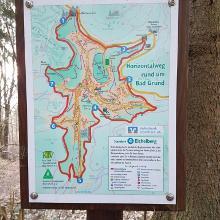 König Hübich Route