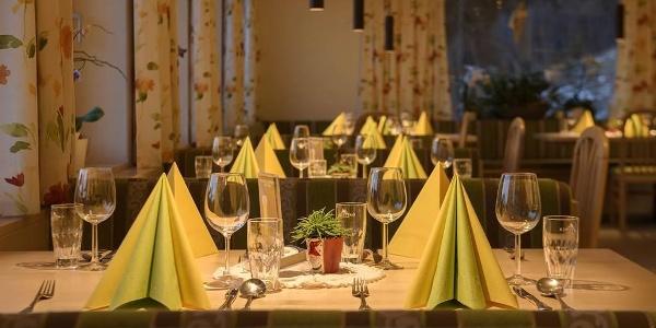 Restaurant für Hausgäste