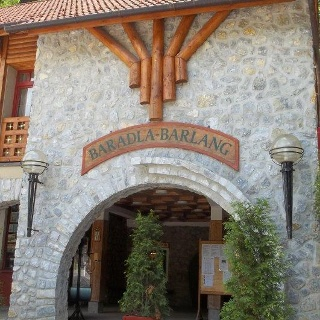 Baradla-barlang, jósvafői barlangpénztár
