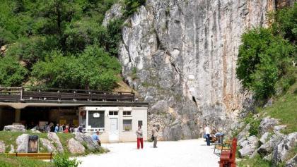 Vchod do jaskyne Baradla-barlang, Aggtelek