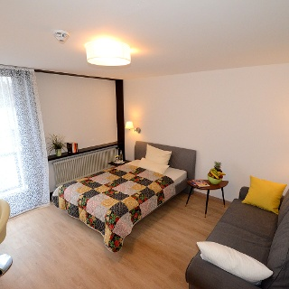 Doppelzimmer Komfort Haus Neuland