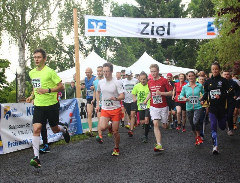 Loßburg aktiv - Laufen und Nordic Walking 10 km